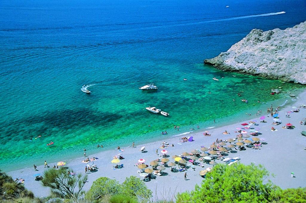 6. playa Motril