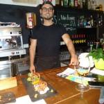 restaurante Menorca comida