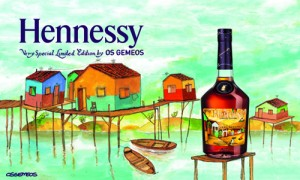 Hennessy_Os Gemeos__