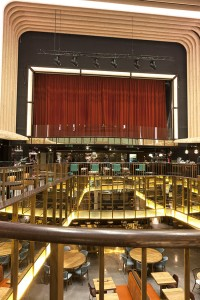 INTERIOR PLATEA MADRID