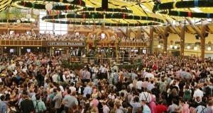 Eršffnung des MŸnchner Oktoberfestes Wiesn 2012