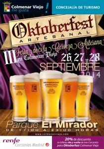 cartel Oktoberfest Artesanal 2014