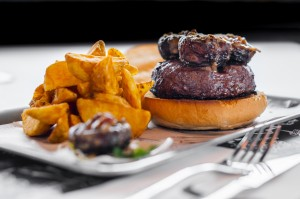 Portobello Kobe Burger Pecado Carnal