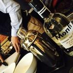 London dry gin Monti