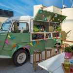 Terraza Vincci THE MINT foodtruck