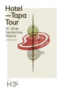 Cartel HotelTapaTour