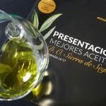 PRESENTACION MEJORES ACEITES DO SIERRA SEGURA