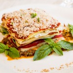 Lasagna_Levél Veggie Bistro