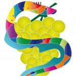 cartel festa da lamprea