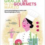 Passeig de Gourmets - Cartel oficial 2019