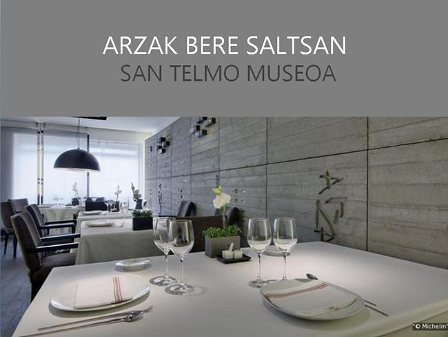Arzak-Museo de San Telmo