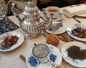 TEA EXPERIENCE HERITAGE